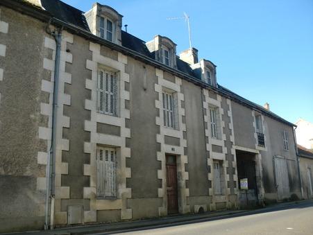vente maison CHAUVIGNY 97 000€