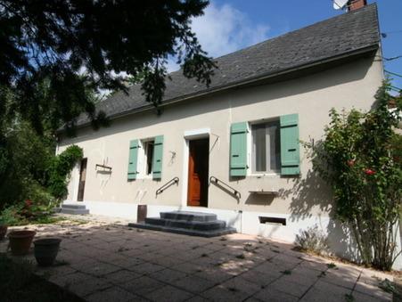 vente maison Luzy