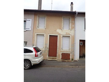 vente maison STENAY 26 000€