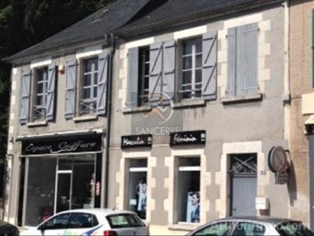 vente maison St satur