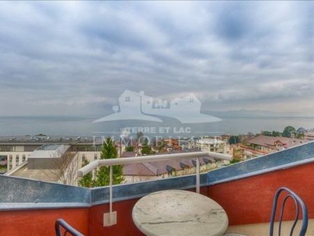 vente appartement Evian les bains  450 000€