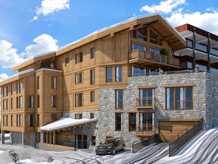 vente maison Courchevel