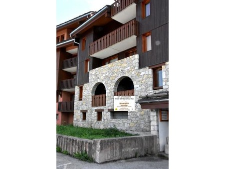vente appartement Bellentre 79 000€