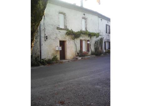 vente maison Cahuzac