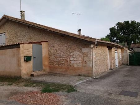 vente maison Villegouge