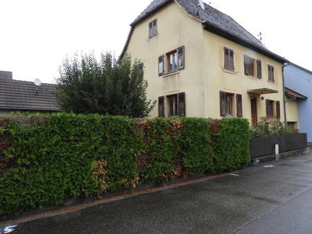 vente maison Carspach