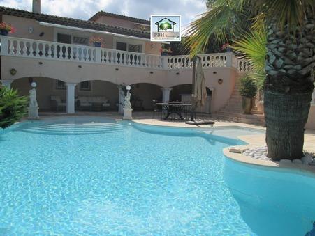 vente maison Les Adrets-de-l'Estérel  935 000€