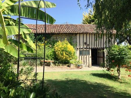 vente maison St pardoux isaac