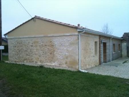 vente maison Quinsac