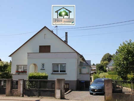 vente maison Souffelweyersheim