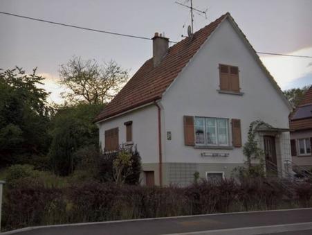 vente maison Menchhoffen