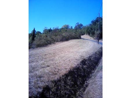 vente terrain Montgey