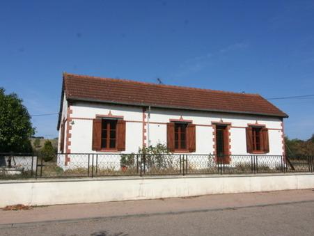 vente maison Charrin