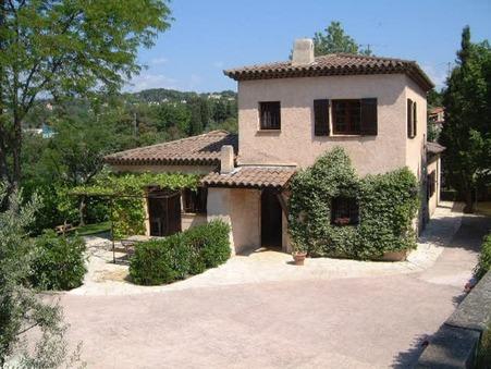 vente maison Mougins  895 000€