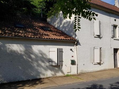 vente maison St laurent sur manoire
