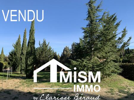 vente terrain Ventabren