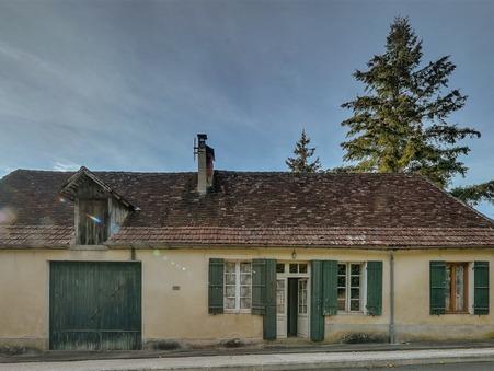 vente maison Pezuls