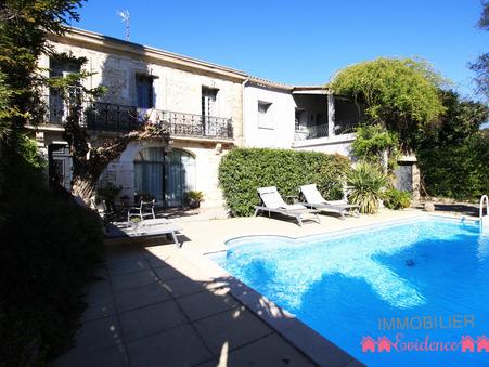 vente maison SUSSARGUES  689 500€