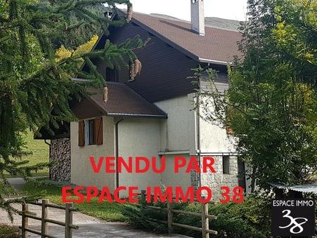 vente maison Gresse