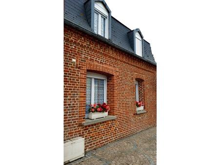 vente maison Region st valery/somme