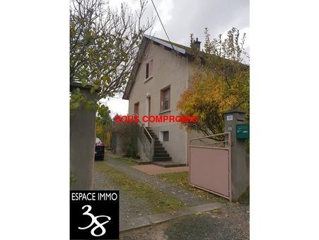 vente maison LA MURE  155 000€