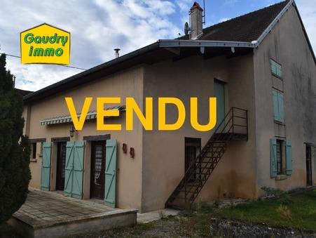 vente maison St maurice sur vingeann