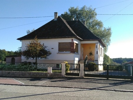 vente maison Walbourg