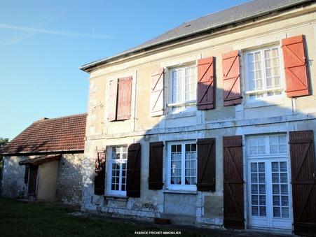 vente maison Heubecourt
