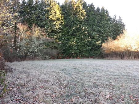 vente terrain Ussel