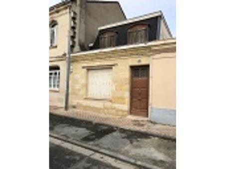 vente maison Bordeaux  346 500€