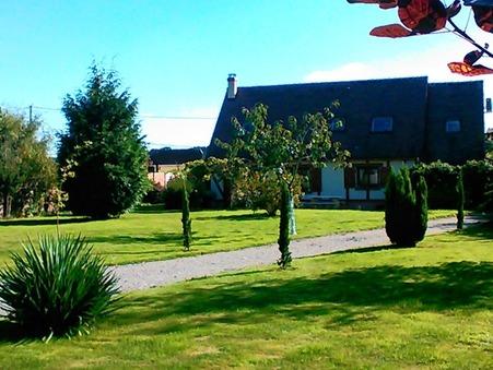 vente maison Bourg-Achard  229 900€