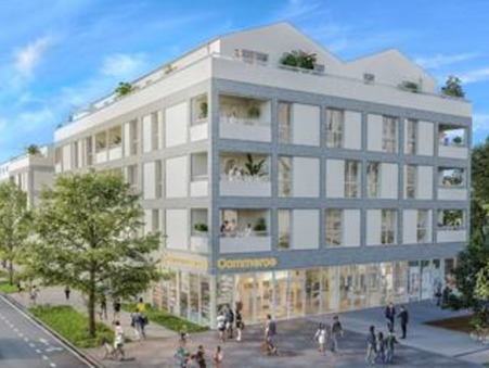 vente neuf Neuilly sur marne