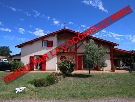 vente maison GUJAN MESTRAS  437 000€