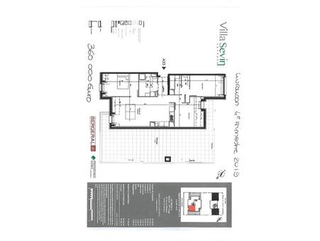 vente appartement acheres