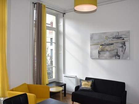 location appartement Saint-Étienne