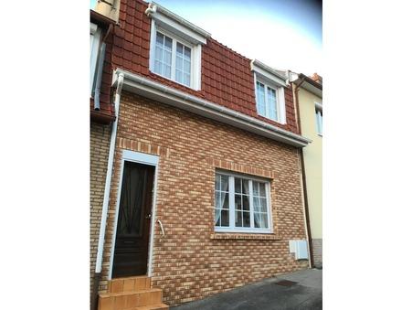vente maison ETAPLES  126 000€