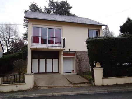 location maison Ussel