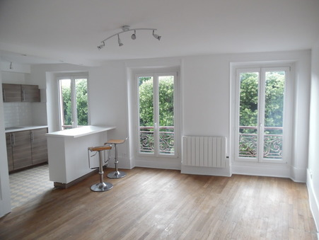 location appartement POISSY  855€