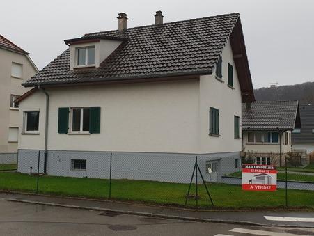 vente maison Leymen