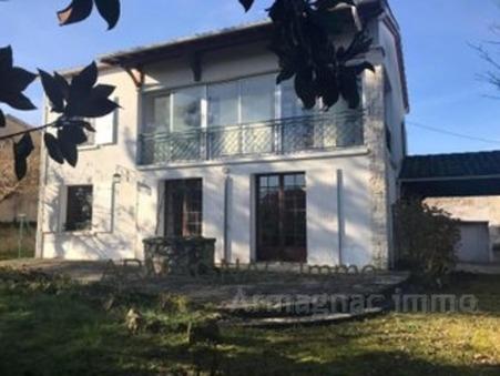 vente maison Gondrin