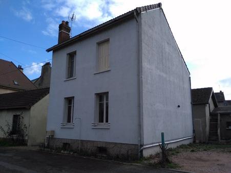 vente maison Autun