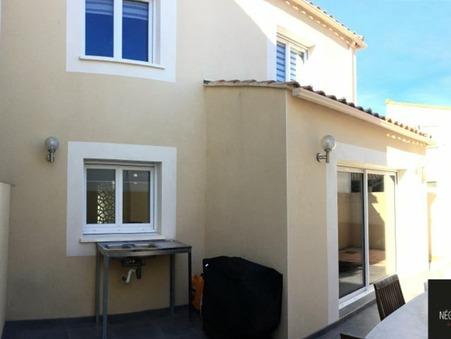 vente maison Saturargues