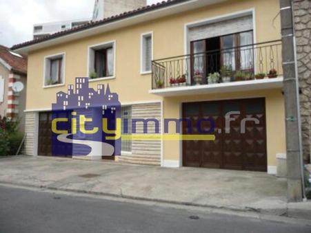 vente maison Angoulême  133 750€