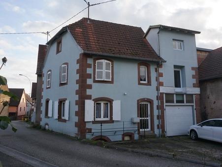 location maison Dossenheim sur zinsel