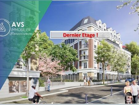 vente appartement CLAMART  549 000€