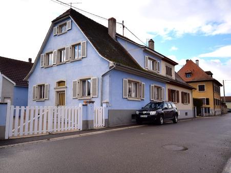 vente maison Artolsheim
