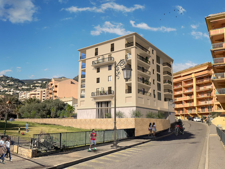 vente neuf Bastia