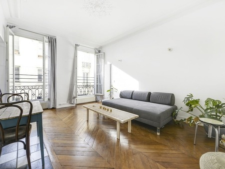 vente appartement Paris 3eme arrondissement