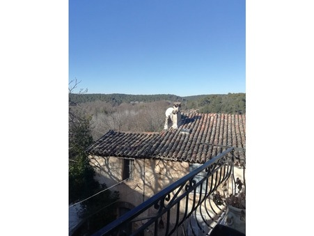 vente maison Sillans-la-cascade
