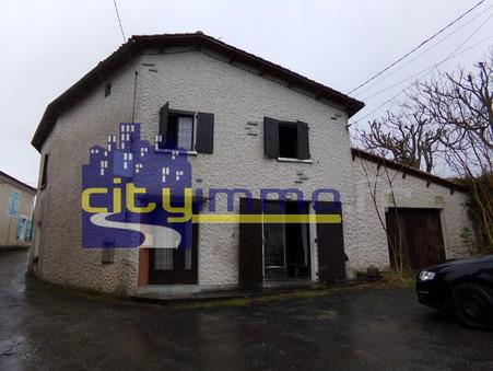 vente maison Voulgezac